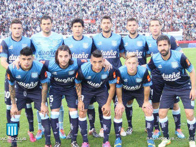 8avos/ Racing 0- Argentinos 1