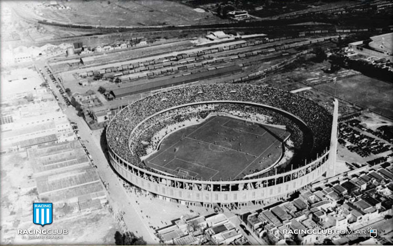 un m stico estadio argentino el cilindro de avellaneda