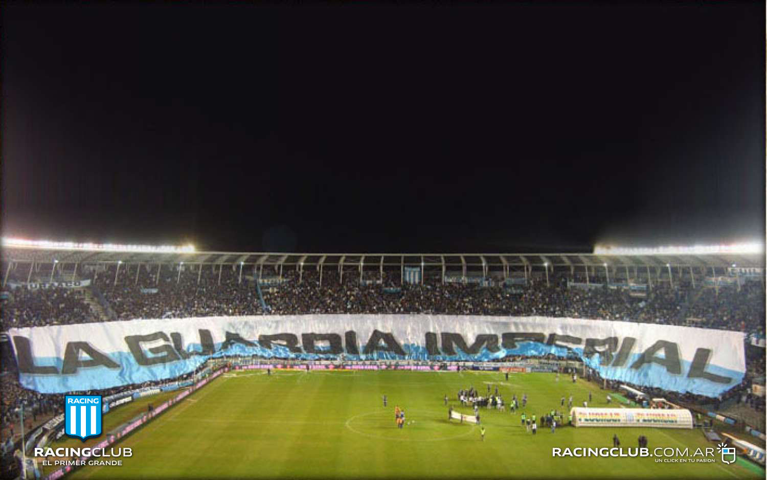 Estadio Presidente Perón Racing Club Sitio Oficial