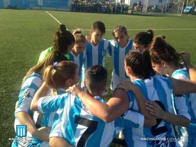 Partido Amistoso/ Racing Club 3 - Quilmes 0  29-04-2017