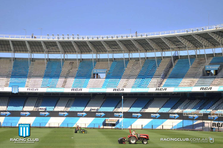 Fororacing ver tema el estadio necesita remodelaciones for Puerta 20 estadio racing