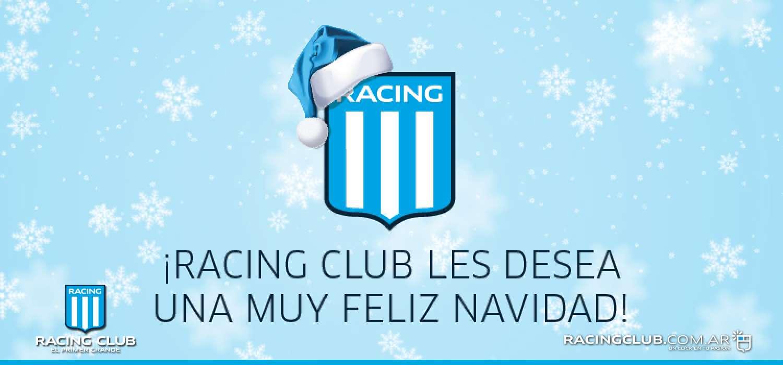 Racing presentó su spot especial para Navidad