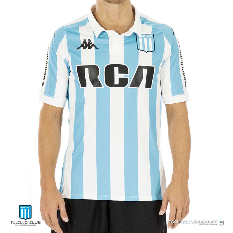 La nueva camiseta de la Academia  29f1aca40bc71