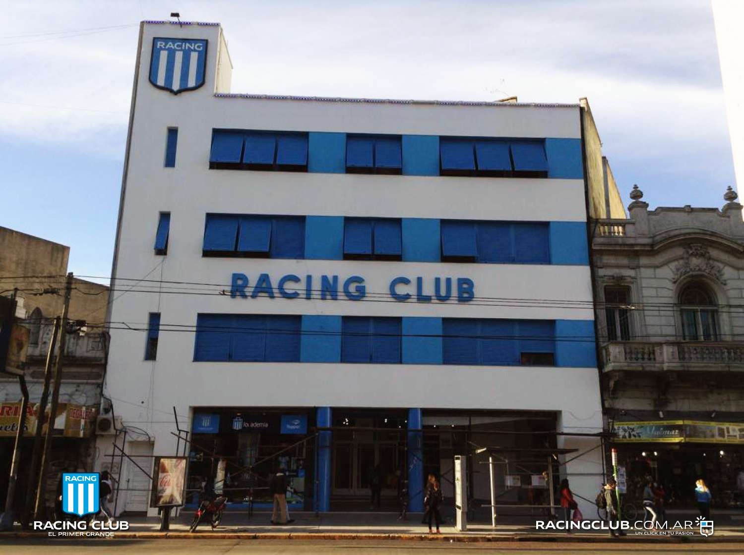 Avellaneda Offices Racing Club Official Website