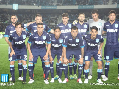 Fecha 2/ Racing 4- Temperley 1 09-09-17