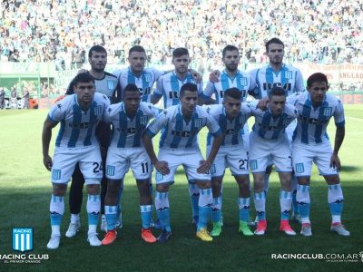 Fecha 3/  Banfield 1-  Racing 0