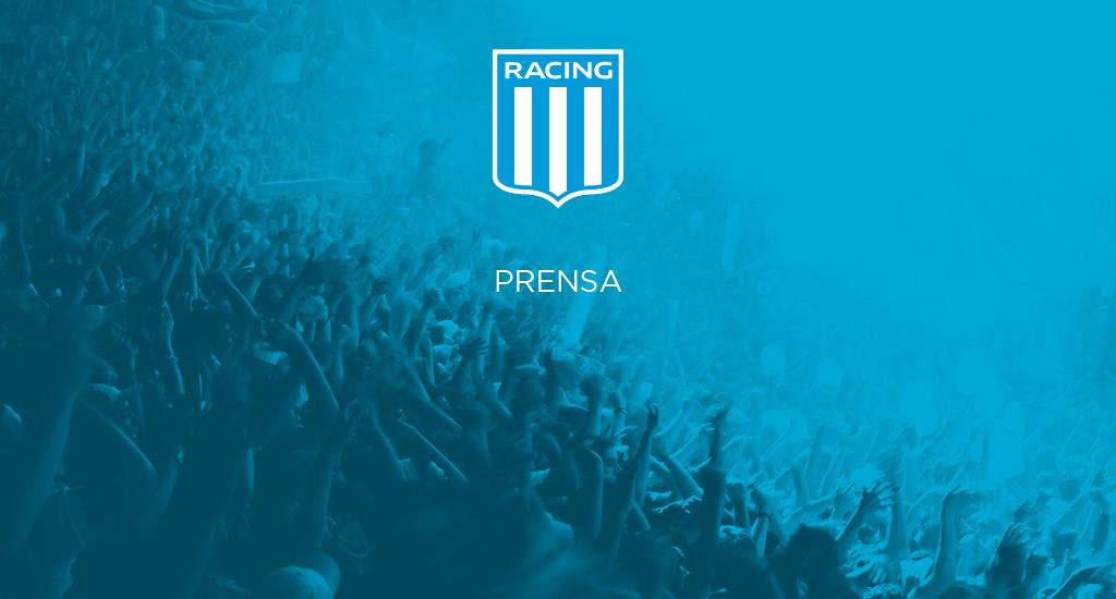 Información sobre el partido entre Nacional y Racing Club