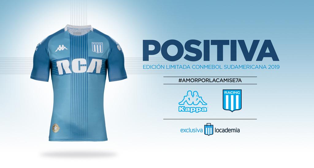 0aa5255d5 La camiseta más positiva   Racing Club - Sitio Oficial