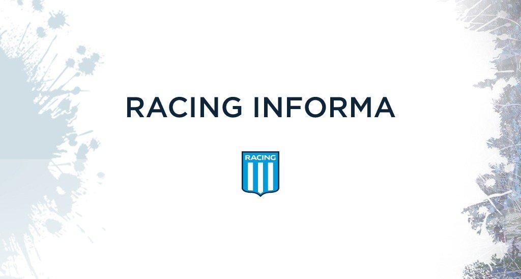 Comunicado sobre la situación de Carlos Arano
