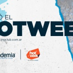 El Hot Week llegó a Racing