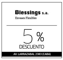 Blessings - Envases flexibles