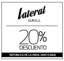 Lateral Grill