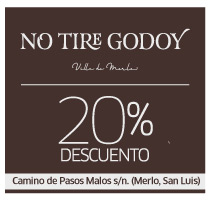 No tire Godoy