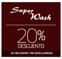 Super Wash - Lavadero de autos